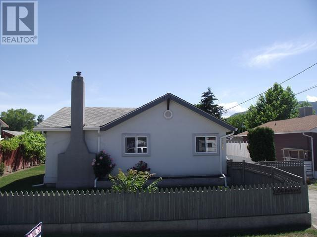 Ranch style 3 bedroom home situated on large flat lot