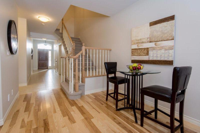 Brand New Two Bedroom, Two Story Condominium!