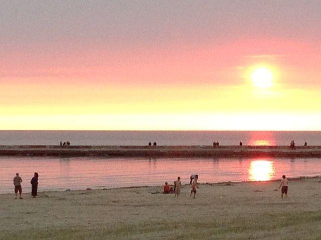 Port Elgin 4-Season Lake Huron Waterfront Vacation Home